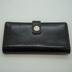 HOBO International Black Wallet
